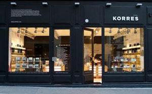 Korres ouvre à Paris