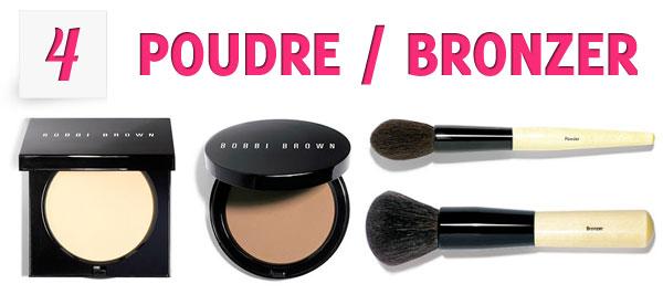 Poudre / Bronzer