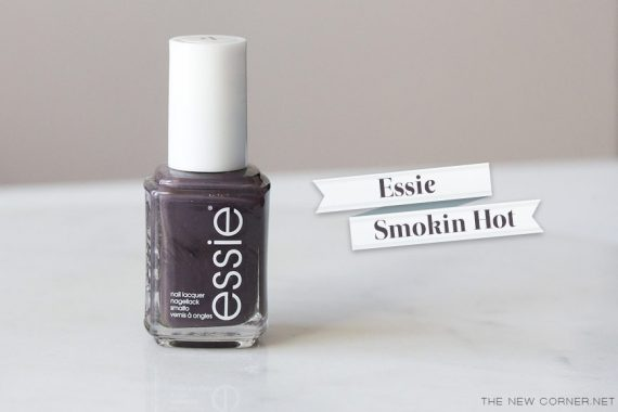 Essie - Smokin Hot