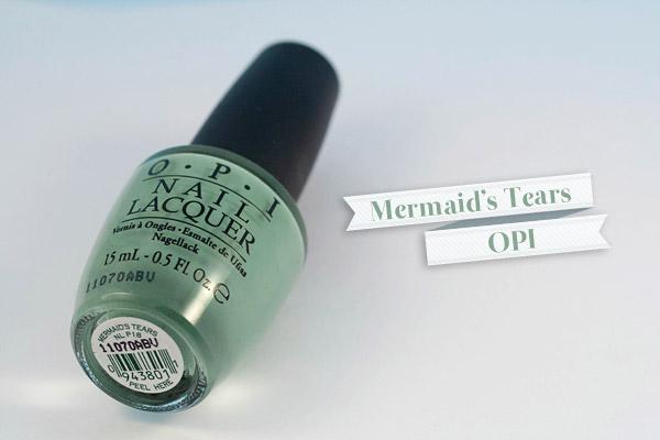 OPI - Mermaid's Tears