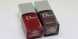 Dior 853 et 886
