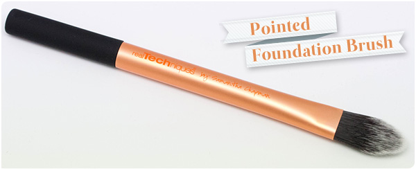 Real Techniques - Pointed Foundation Brush