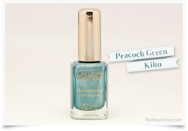 Kiko – 401 – Peacock Green