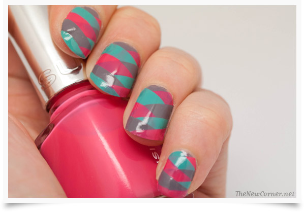 The Sunday Nail Battle - Braided Nails