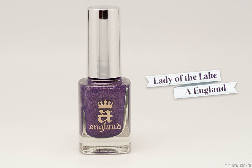 A England - Lady of the Lake