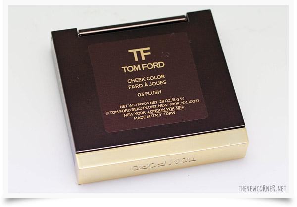 Tom Ford - Flush