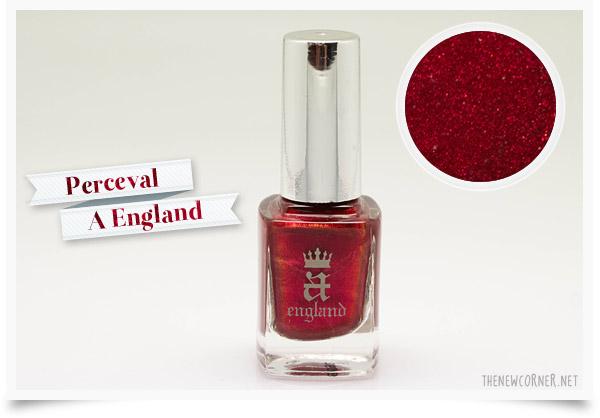 A England - Perceval