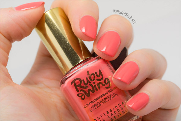 Ruby Wing - Sand Dune
