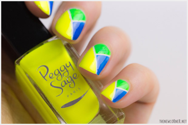 Peggy Sage - Neon