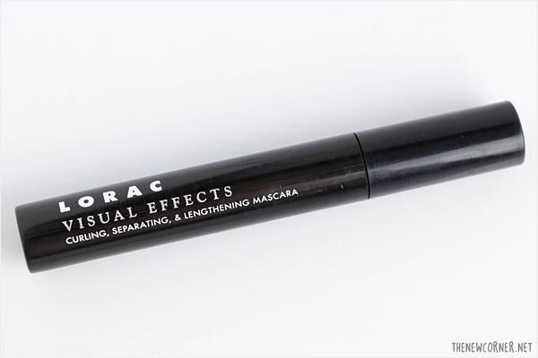 Lorac - Visual Effects Mascara
