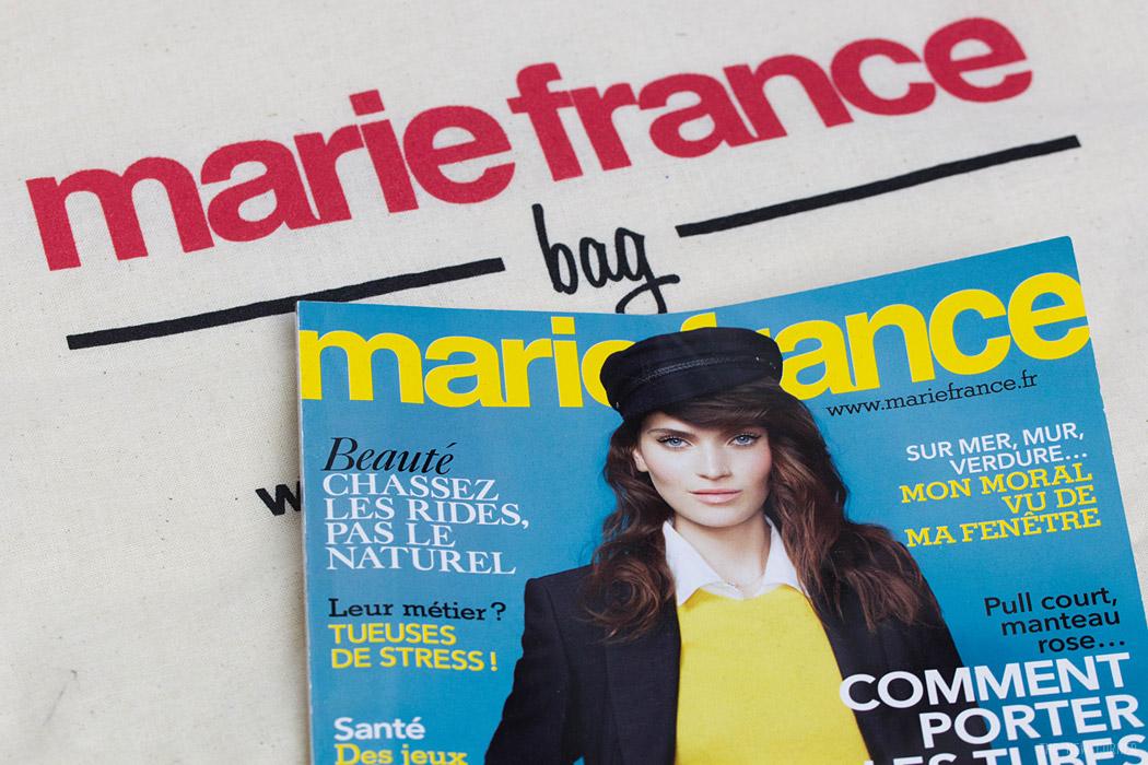 Le mf bag par Marie France