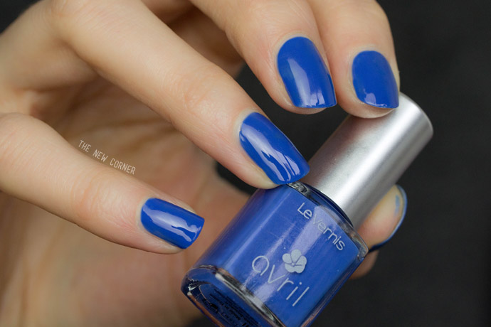 Avril - Bleu Lapis Lazuli