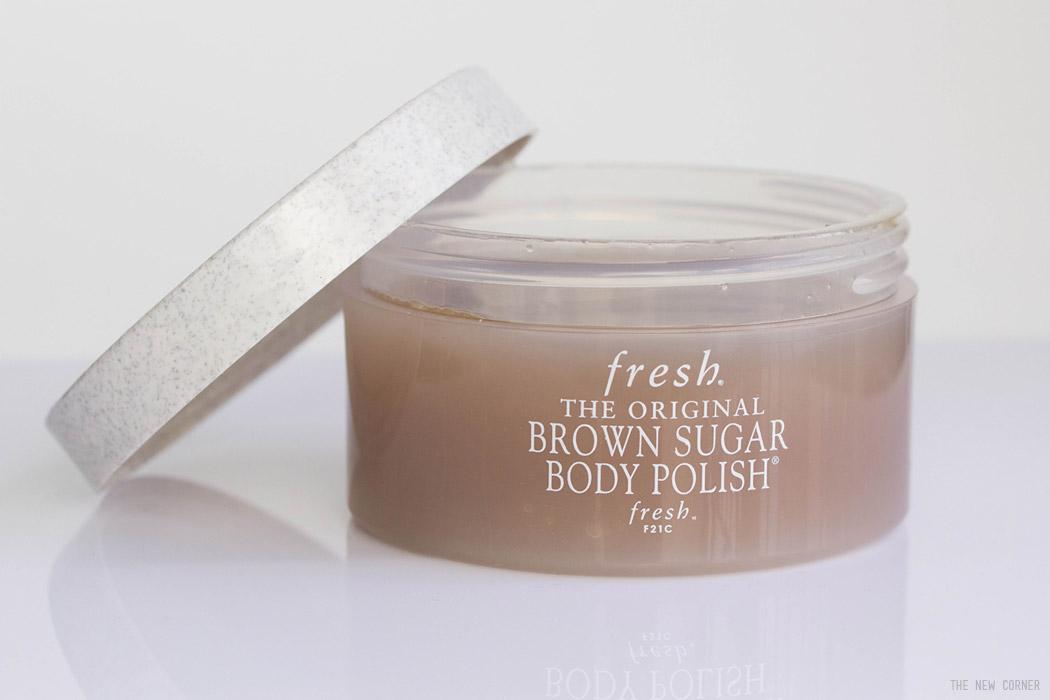 Fresh - Brown Sugar Body Polish