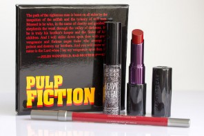 Pulp Fiction revisité par Urban Decay