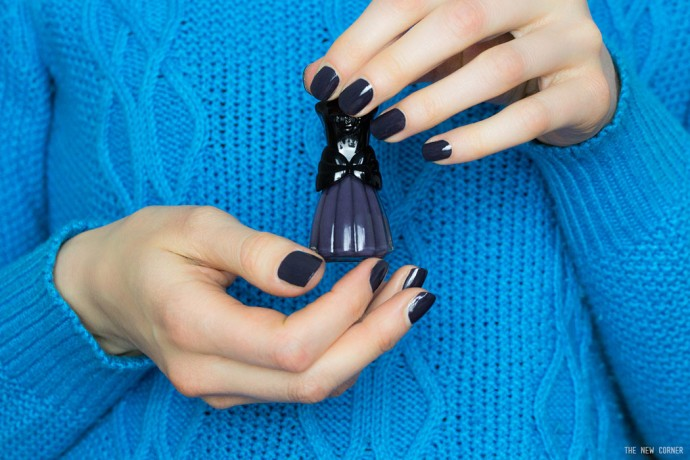 Anna Sui - Nail Color #17
