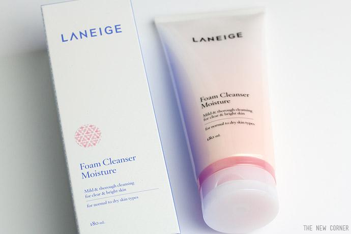 LaNeige Foam Cleanser