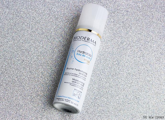 Bioderma - Hydrabio Eau de soin SPF 30