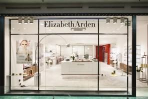 Une boutique éphémère pour Elizabeth Arden