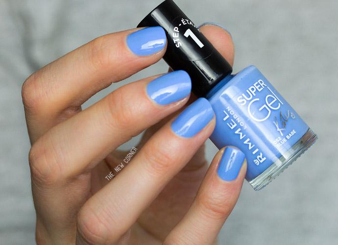 Rimmel - Blue Babe