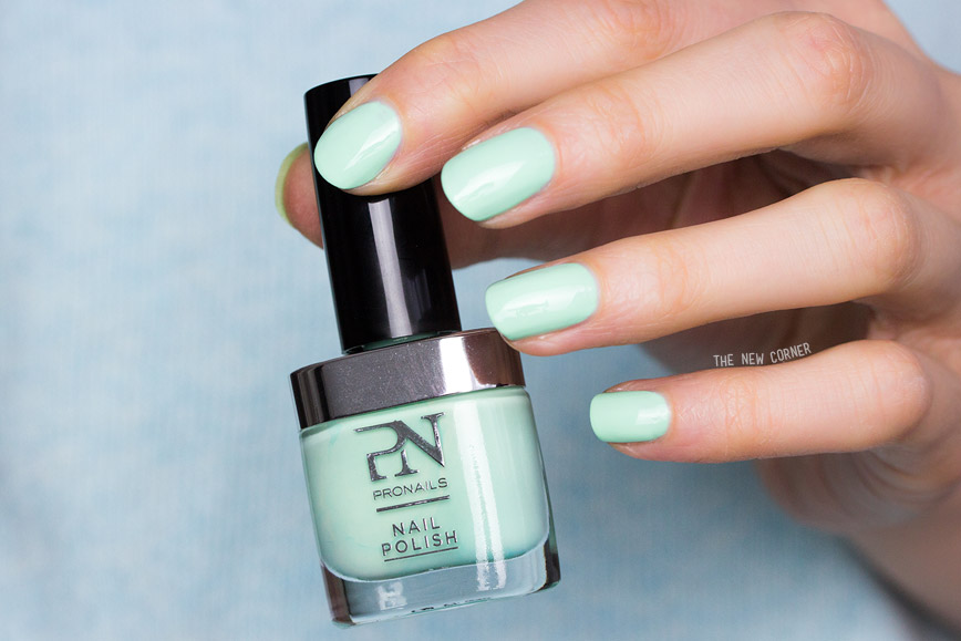 Pro Nails - Pastel Kiwi
