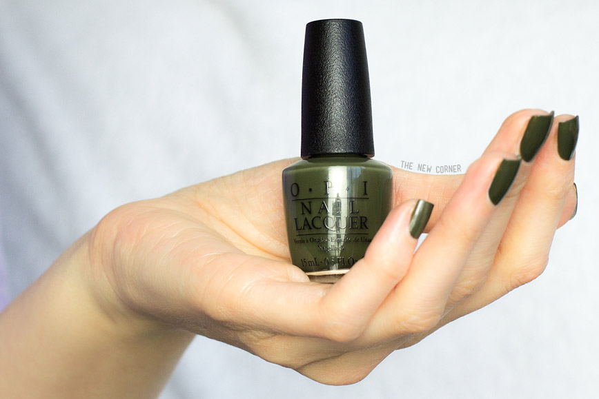 OPI - Suzi The First Lady Of Nails