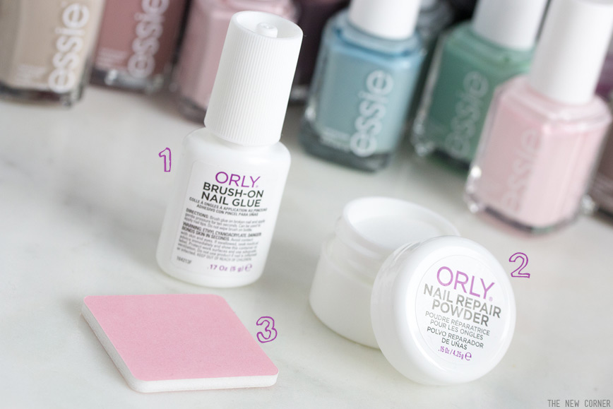 Orly Nail Rescue