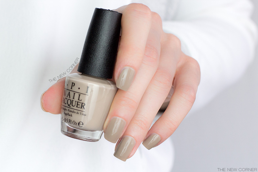 OPI - Coconuts Over OPI