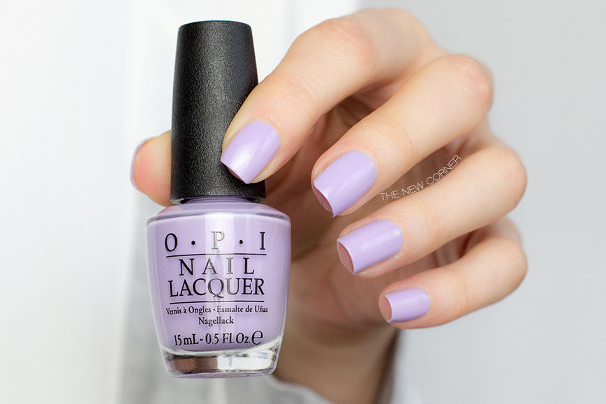 OPI - Polly Want A Lacquer