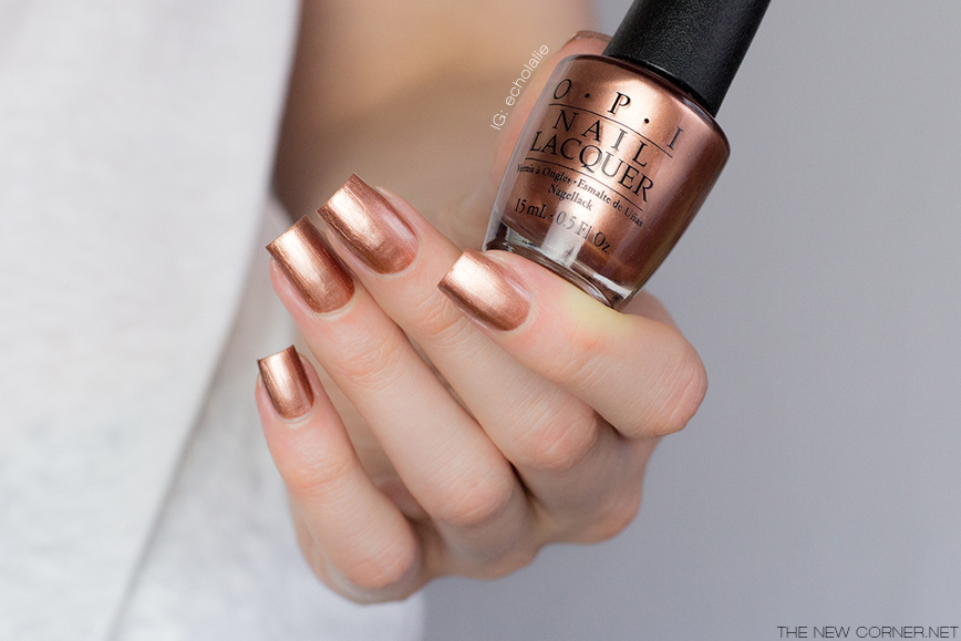 OPI - Sweet Carmel Sunday