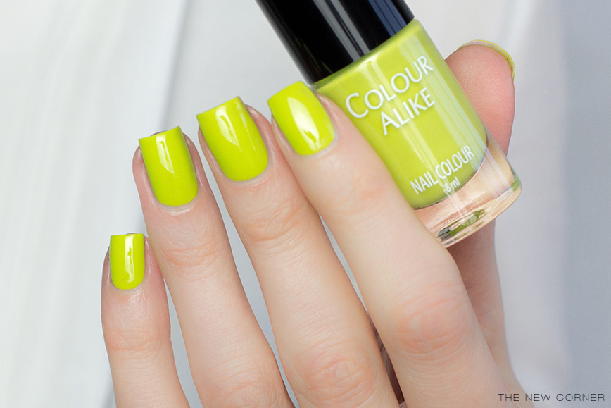 Colour Alike - Lime Punch