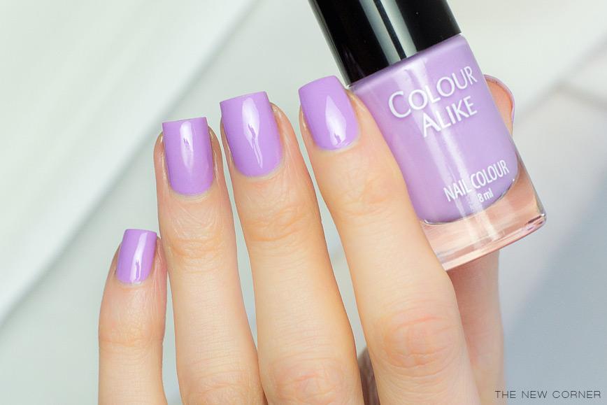 Colour Alike - Pink Lavender