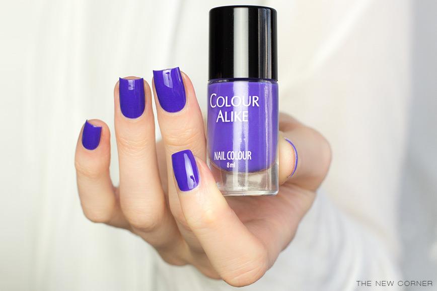 Colour Alike - Ultra Violet