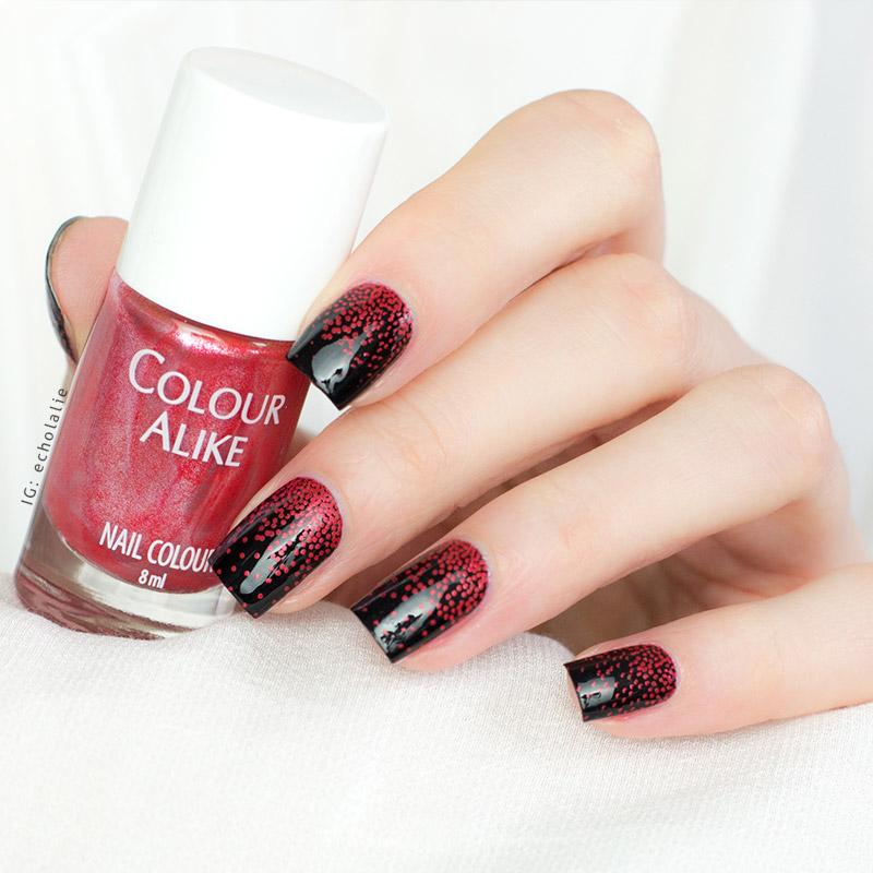 Colour Alike - Cherry Tomato Stamp