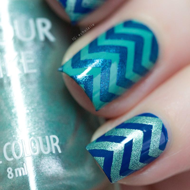 Colour Alike - Arcadia Stamp