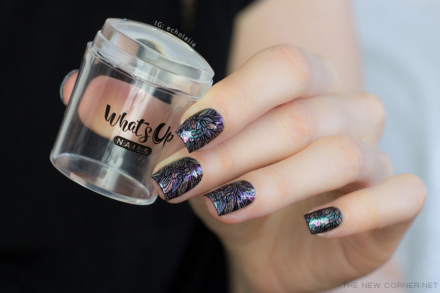 Picture Polish x WhatsUpNails