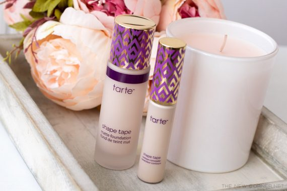Tarte - Shape Tape Foundation and Concealer