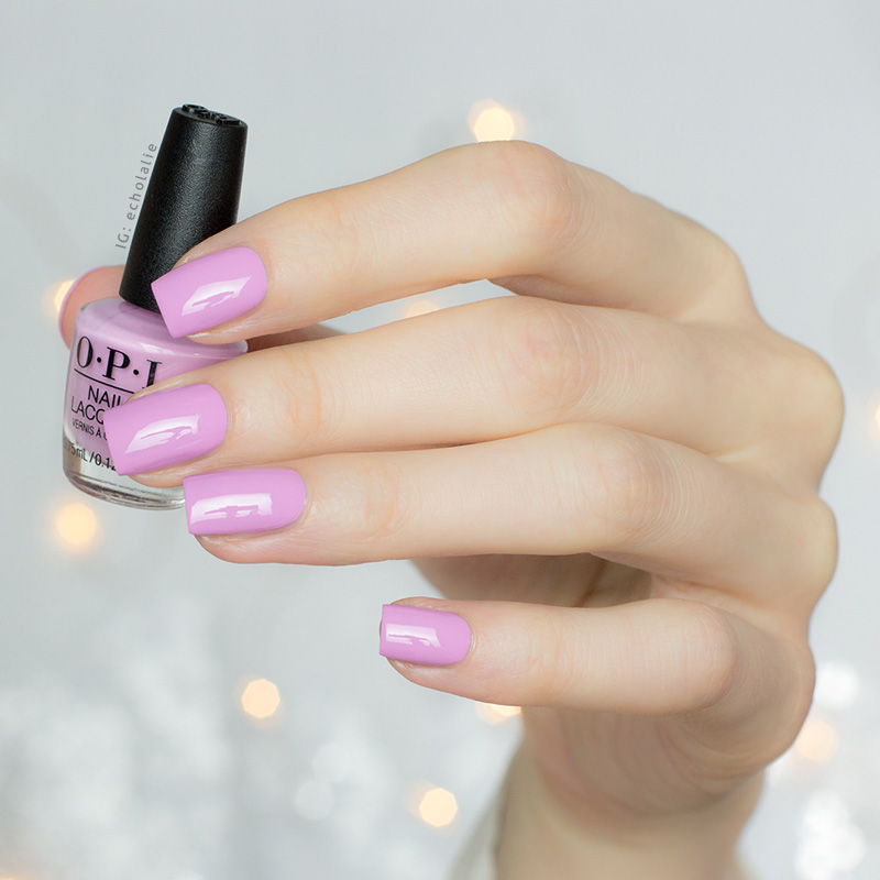 OPI • Lavendare to Find Courage