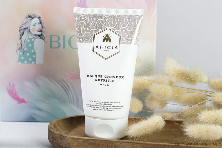 masque cheveux Apicia
